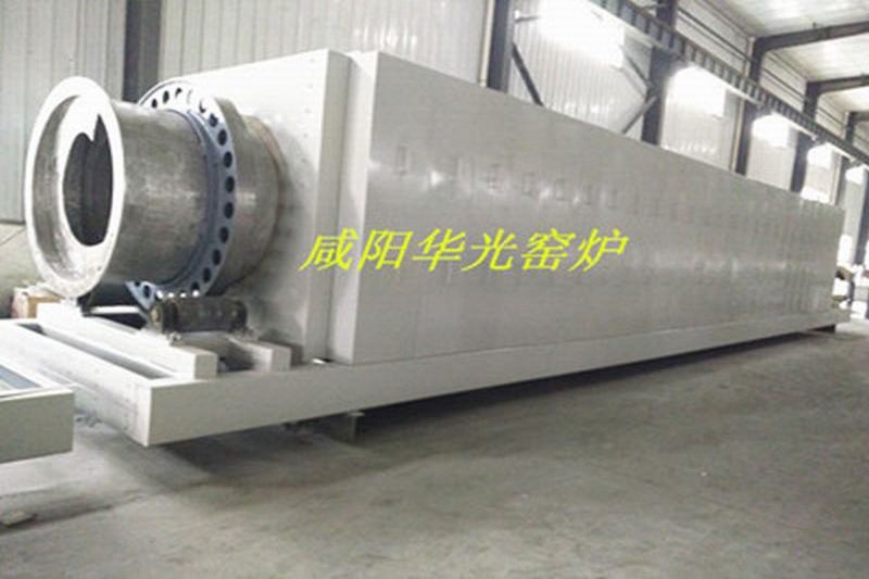 Electric heating air rotary kiln