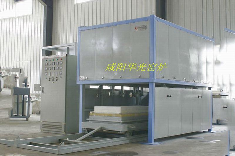 High temperature elevating furnace