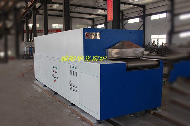 Printing drying furnace