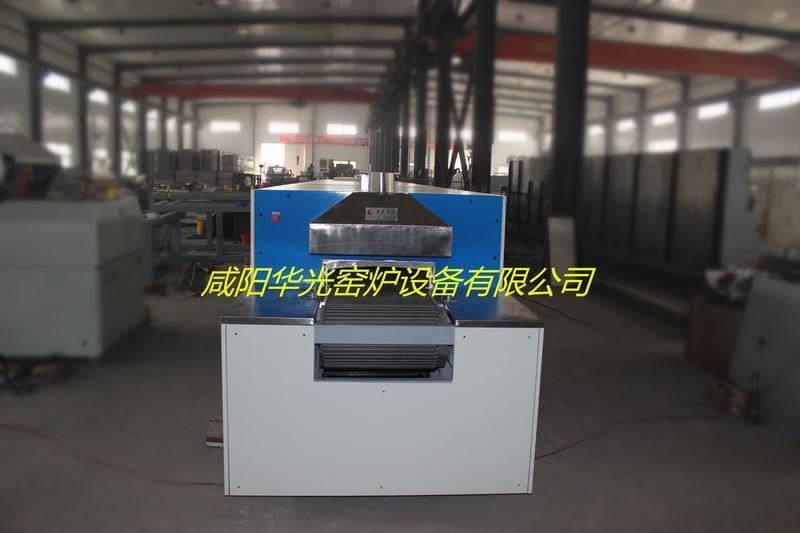 Mesh belt furnace