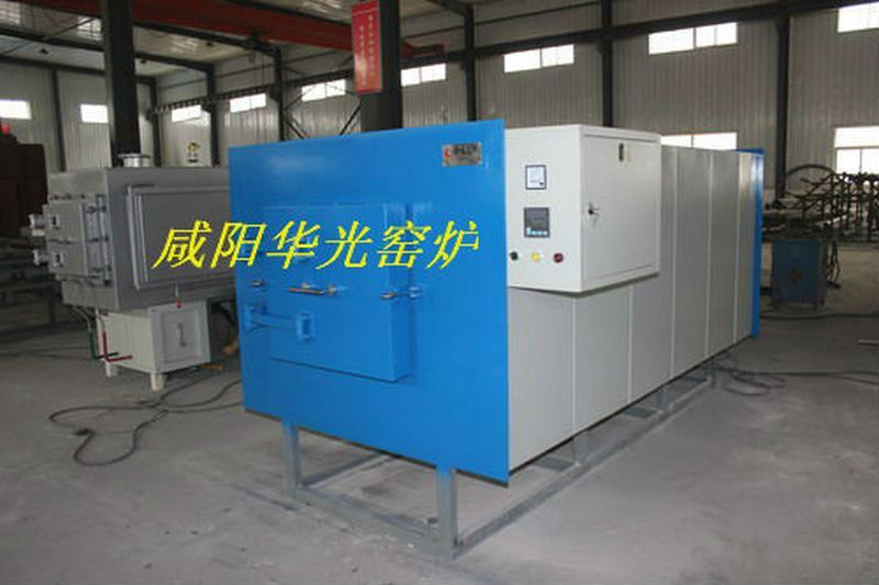 High temperature box type furnace