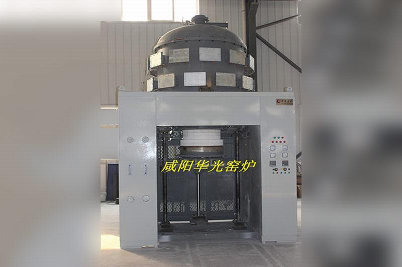High temperature vacuum furnace atmosphere