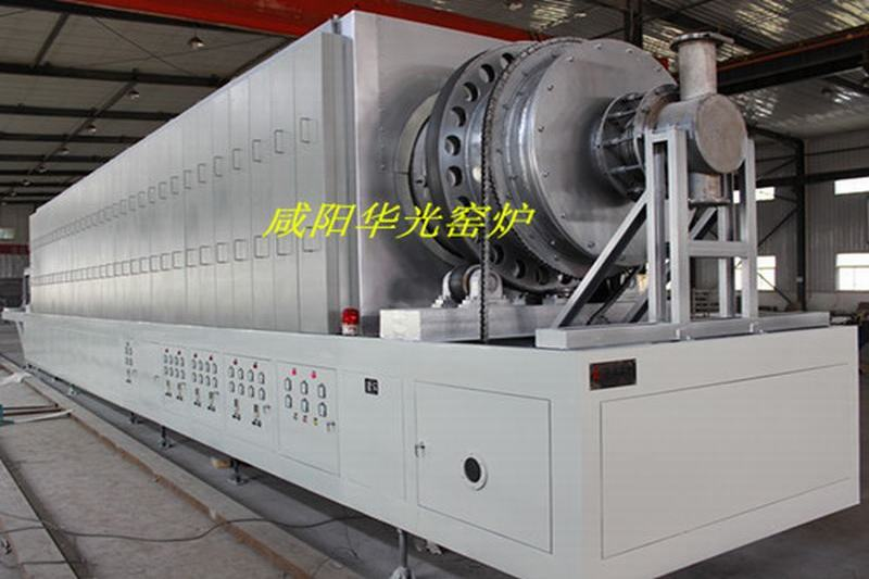 Automatic electric rotary kiln